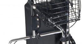 3 Wheel Aluminum Rollator Winnie Lite Supreme