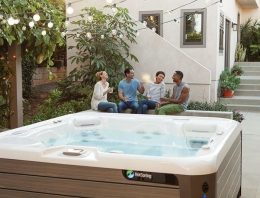 Hot Tub Includes the Pros Know