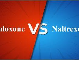 Differences between Naltrexone and Naloxone