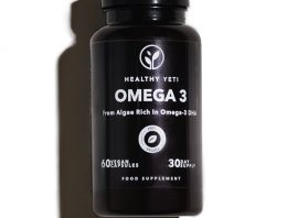 Meet Healthy Yeti's New Omega-3 Capsule That's 100% Plant-Based