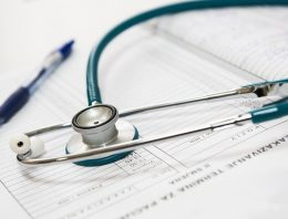 Maintaining a Healthy Lifestyle and Using Medicine from Doctor Prescriptions in Treatments