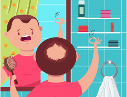 What is Hereditary hair loss  Know everything about it