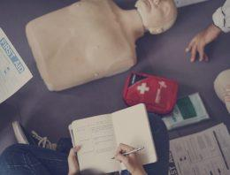First Aid Essentials: The Rule of Three P's
