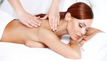 Why does rub down experience so appropriate?